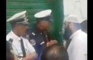 إعتقال شخص مُلتحٍ حاصر شرطيين بتطوان وعرضه على مستشفى الأمراض العقلية