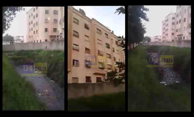 فيديو: فضيحة بسباتة.. شوفو ناس فين عايشين
