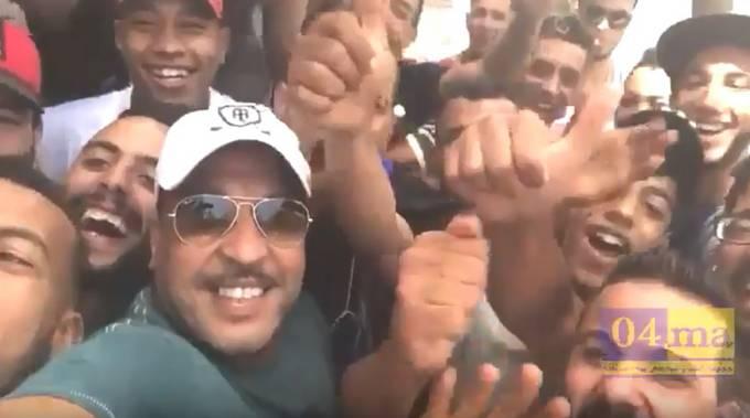 لأول مرة.. شاهد عزيز داداس ناشط مع ولاد دربهم في سباتة