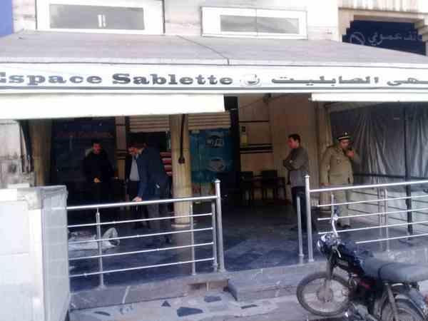 فيديو: غلق مقهى لشيشة بحي مولاي رشيد