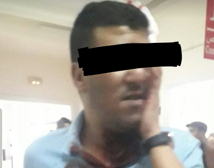 توقيف شخص في قضية تتعلق بالسرقة المقرونة بالضرب والجرح بواسطة السلاح الأبيض