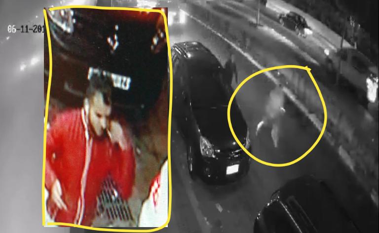 فيديو: سرقة هاتف لشاب من طرف شخصين بدراجة نارية بحي المنصور بالبرنوصي