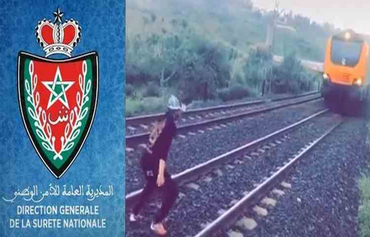 الأمن يعتقل بطل فيديو اعتراض القطار ومصوره