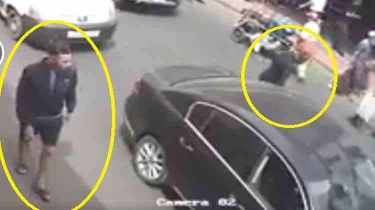 سرقة بالتمويه من داخل السيارات بالدار البيضاء