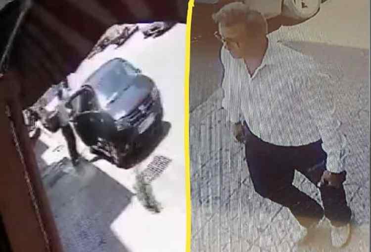 سرقة مبلغ مالي مهم من وسط سيارة بحي السدري بالدارالبيضاء