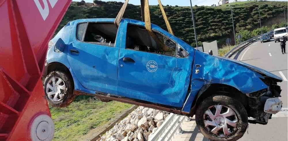 توقيف سائق سيارة الأجرة المتورط في ارتكاب جريمة القتل العمد