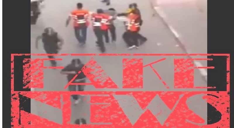 مديرية اللأمن توضح حقيقة فيديو تدخل عناصر القوة العمومية لمواجهة أعمال شغب