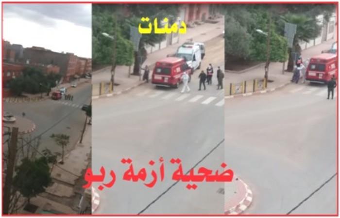 الأمن يفتح تحقيق بعد نشر فيديو مغلوط عن إصابة مؤكدة بفيروس كورونا بدمنات