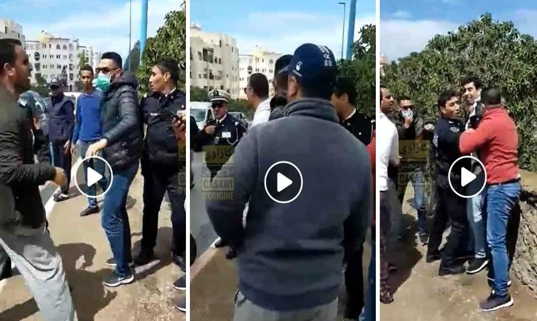 فيديو: توقيف نصاب بالبرنوصي نصب على مواطنين ببيعهم شققا وهمية