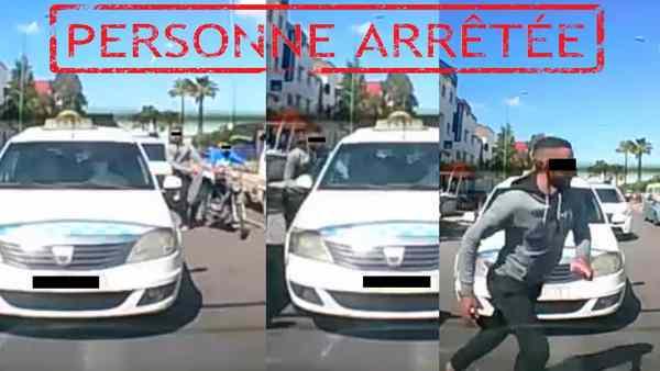 فيديو.. أمن مولاي رشيد يتمكن من توقيف لص حي لالة مريم