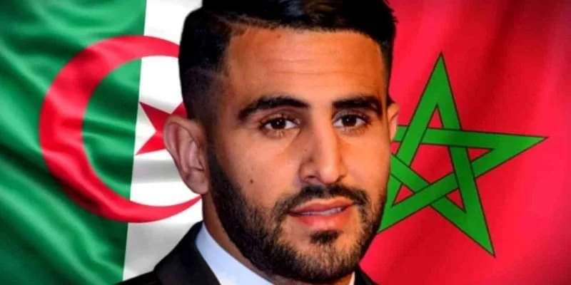 محرز يخرج عن صمته ويوضح تصريحات ضد المغاربة