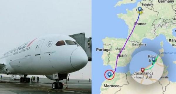 الخطوط الفرنسية: إستئناف الرحلات بين فرنسا و المغرب بداية من 1 يونيو