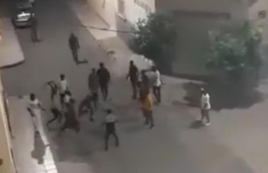 فيديو.. توقيف 12 مواطنا من إفريقيا جنوب الصحراء بمكناس  في قضية قتل