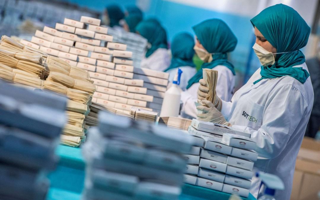 وزير الشغل يميط اللثام عن موعد إعادة فتح المقاولات المتوقفة بسبب حالة الطوارئ
