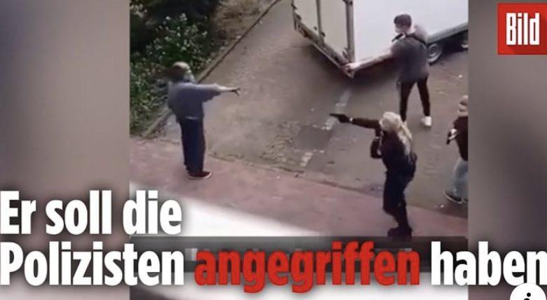 فيديو.. الشرطة الألمانية بمدينة بريمن تطلق النار على مغربي، توفي بعدها في المستشفى