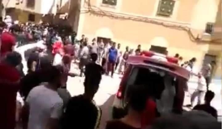 وفاة طفلين وإصابة والدتهما اثر حريق منزل بفاس-صورة
