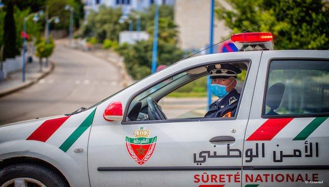 مذكرة داخلية للمديرية العامة للأمن الوطني : إرتداء الكمامة داخل السيارة الشخصية غير إلزامي