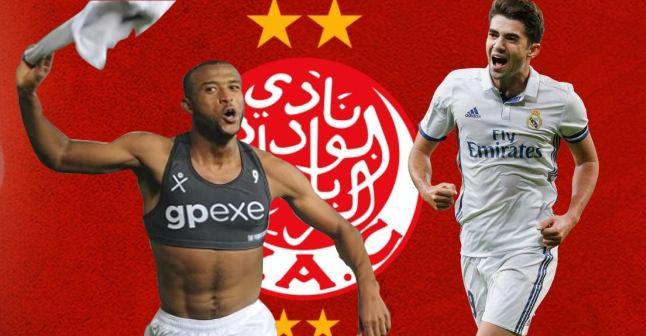 زيدان والكعبي يهددان الأهلي المصري في البطولة الإفريقية