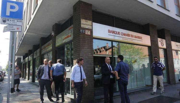 الشرطة البلجيكية تقتحم فروع البنك الشعبي المغربي وتعتقل رؤساءها
